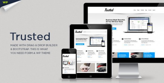 Trusted-Responsive-Multi-Purpose-Theme Trusted 企业 wordpress主题 Trusted wordpress主题[v1.0.2]